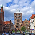 Car rental in Luebeck, Germany